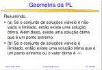 geometria da pl47