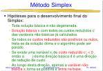m todo simplex13
