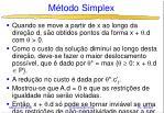m todo simplex14
