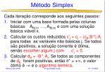 m todo simplex18