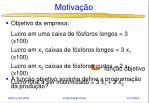 motiva o3