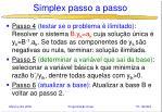 simplex passo a passo1