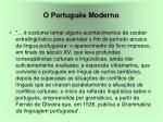 o portugu s moderno2