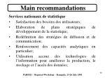 main recommandations3