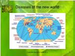 diseases of the new world