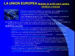 la union europea medidas de la ue sobre cambio clim tico y energ a