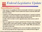 federal legislative update1