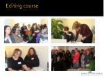 editing course