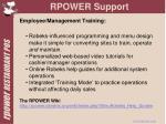 rpower support3