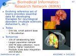 biomedical informatics research network birn