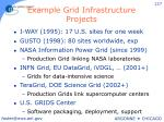 example grid infrastructure projects