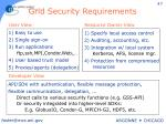 grid security requirements