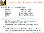 griphyn app science cs grids