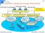 griphyn petascale virtual data grids