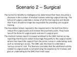 scenario 2 surgical