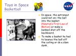 toys in space basketball1