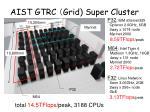 aist gtrc grid super cluster