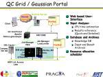 qc grid gaussian portal