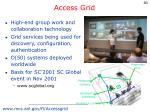 access grid