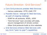 future direction grid services