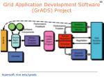 grid application development software grads project