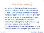 why grids contd