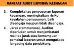 manfaat audit laporan keuangan1