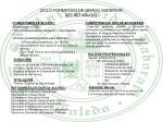 ciclo formativo de grado superior secretariado