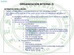 organizaci n interna i