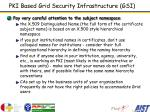 pki based grid security infrastructure gsi