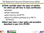 pki based grid security infrastructure gsi1