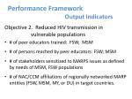 performance framework output indicators1