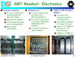 smt readout electronics