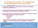 t4 portabilit des num ros fin du d ploiement fin des abonnement ft sur le site raccord