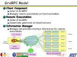 gridrpc model