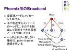 phoenix broadcast