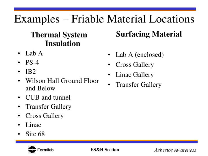 Thermal System Insulation