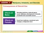 consequences of steroid use4