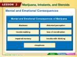 mental and emotional consequences2