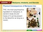 physical consequences of marijuana use2