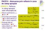 pacr 6 atenuarea prin reflexie n zona de c mp apropiat
