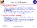 activities at ut brownsville2