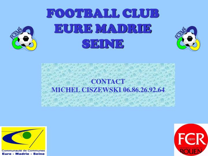 football club eure madrie seine n.
