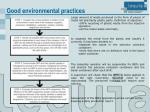 good environmental practices1