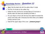 knowledge review question 1211