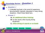 knowledge review question 19