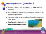 knowledge review question 35