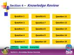 section 4 knowledge review