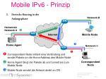 mobile ipv6 prinzip2