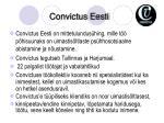 convictus eesti